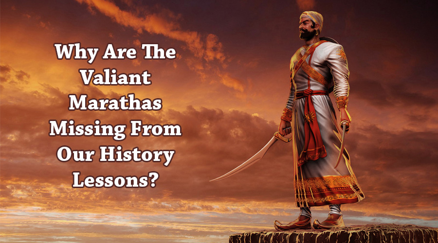 Marathas in Lessons