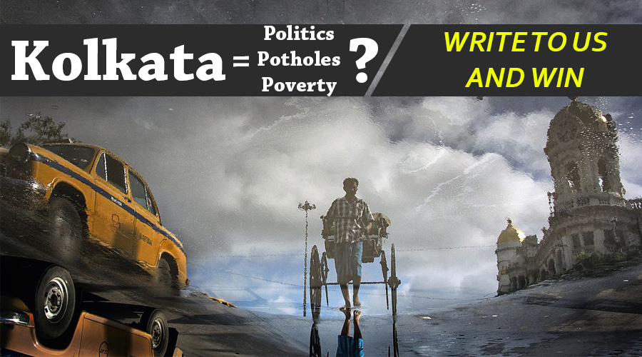 Kolkata Politics Potholes Poverty