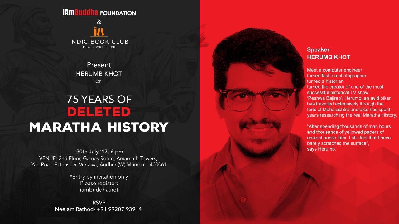 Marathas history
