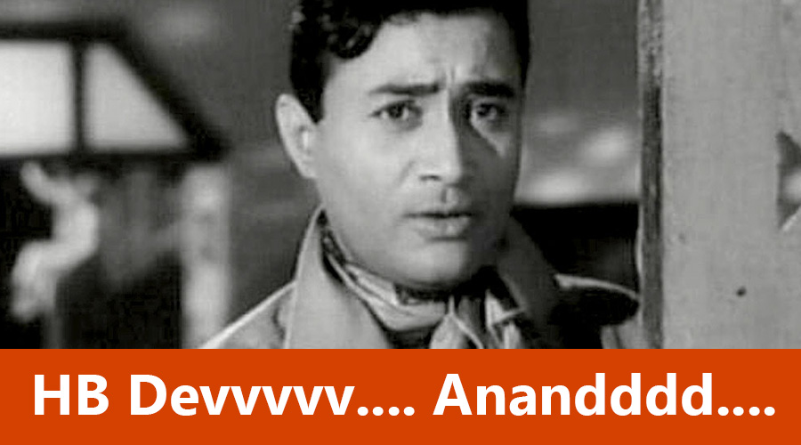 dev anand the story maker