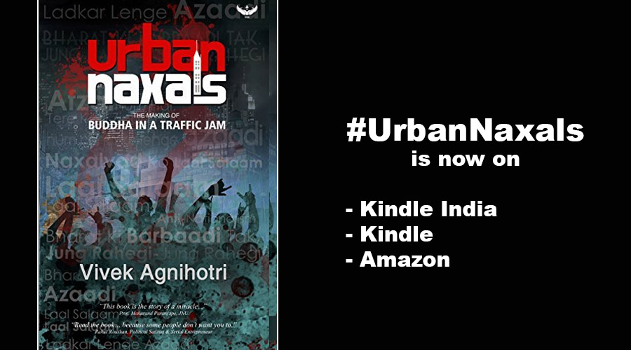 urban naxals book