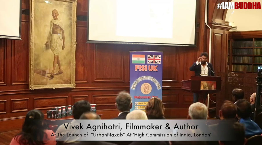 Vivek Agnihotri's Speech at High Commission of India, London