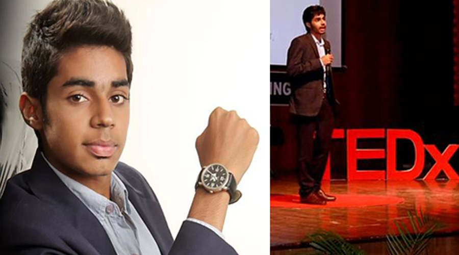 A school dropout boy: Founder of a million dollar company