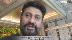 Vivek Agnihotri rips apart the Media for malfunctioning on publicizing sensitive affairs & happenings
