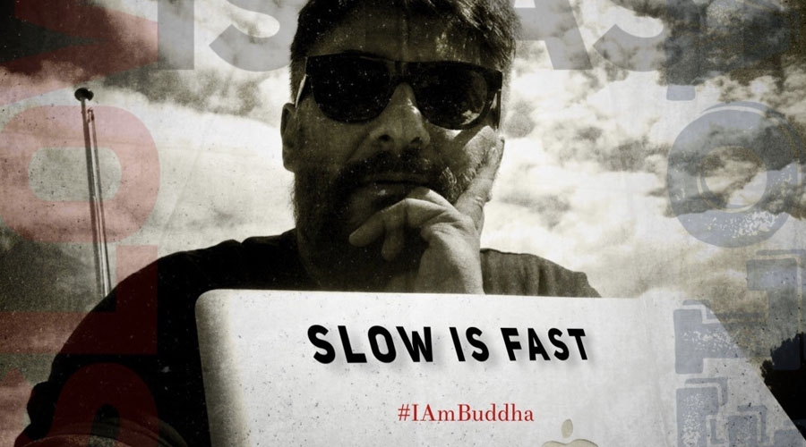 Why slow is fast?