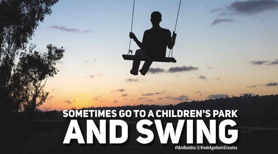 Why swinging helps you become more creative?