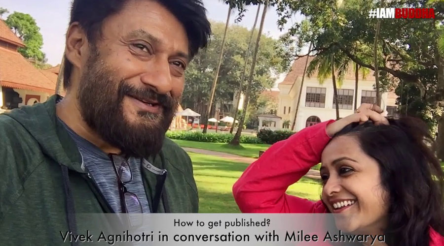 Every good content can be published: Vivek Agnihotri in conversation with Milee Ashwarya