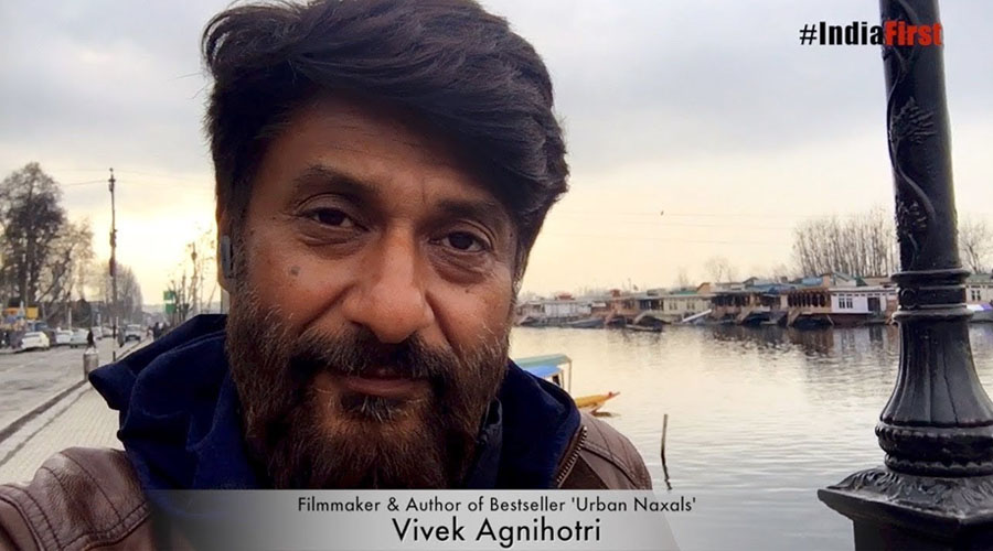 Kamalnath & NOTA are wrong choices: Vivek Agnihotri