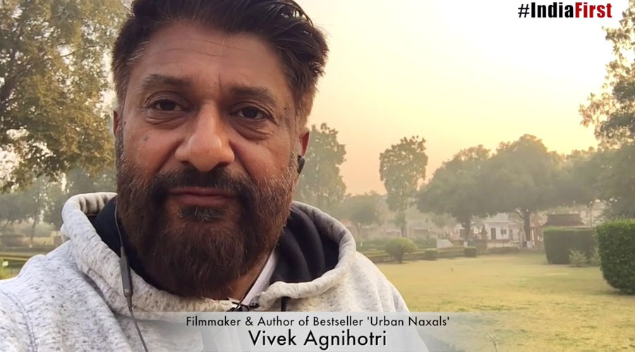 'Amnesty International, Rival Disguised as Ally!' In 'India First' with Vivek Agnihotri.