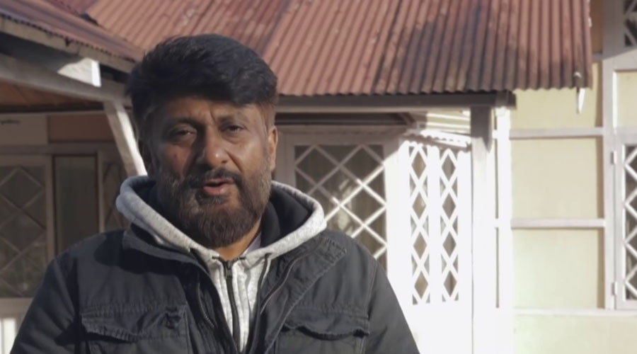 'Other side of North East India'; by Vivek Agnihotri with Munish Singh (Director, ICCR Shillong)