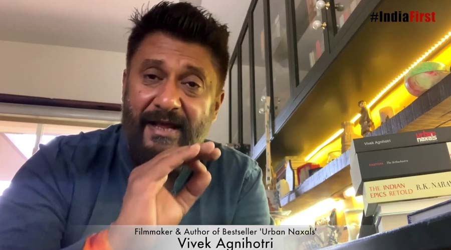 Watch #IndiaFirst EP 10 - Rahul Gandhi's Incompetent Political Tantrums, on 'Rafale Deal Controversy', Vivek Agnihotri