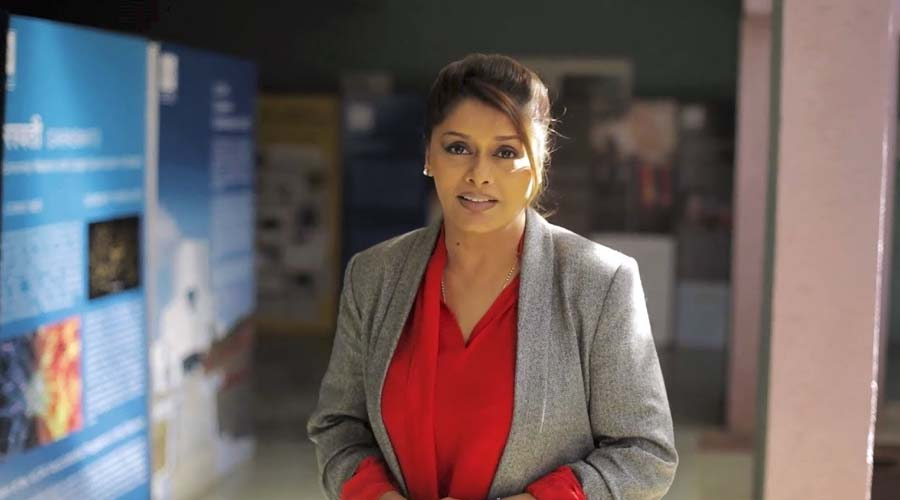 Indian Equation of Science and Technology, with Pallavi Joshi in 'Bharat Ki Baat'