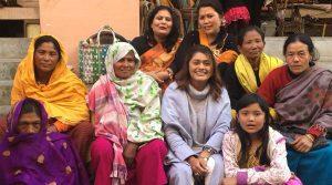 Pallavi Joshi's Bharath Ki Baat celebrates International Women's Day.