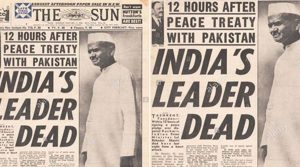 Unknown facts linked to former PM Shastri's Mysterious Death.