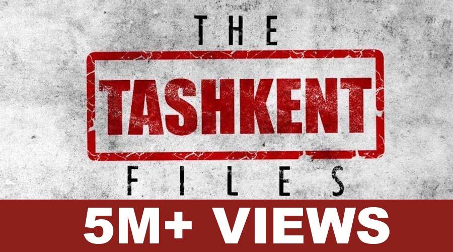 "With 5M+ Views, Vivek Agnihotri's ""The Tashkent Files"" Trailer creates a Horripilation"