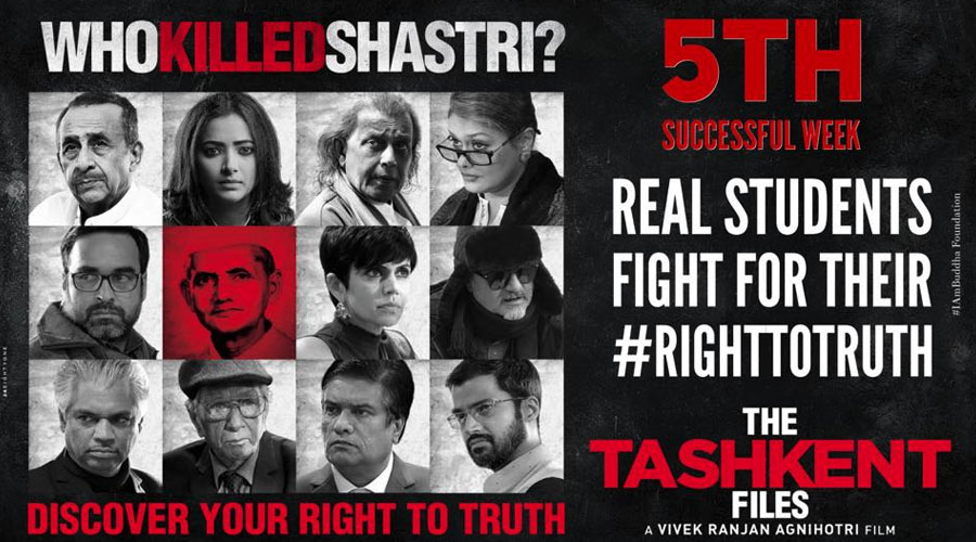 """The Tashkent Files"" enter a 5th successful week. Real students fight for their #RightToTruth"