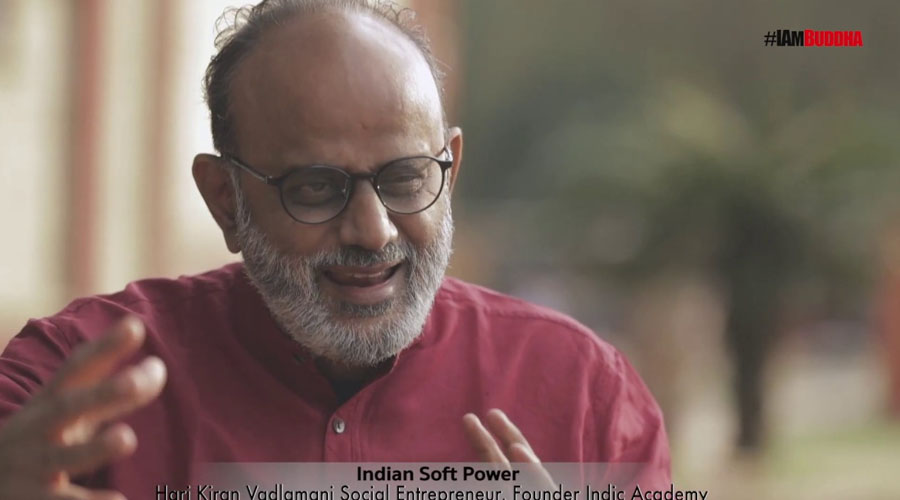 'Indic Renaissance: Soft-Power to Leverage Economic Prosperity' with Hari Kiran Vadlamani