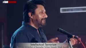 'INTELLECTUAL TERRORISM' by Vivek Agnihotri at Bhartiya Vichar Manch, Surat.