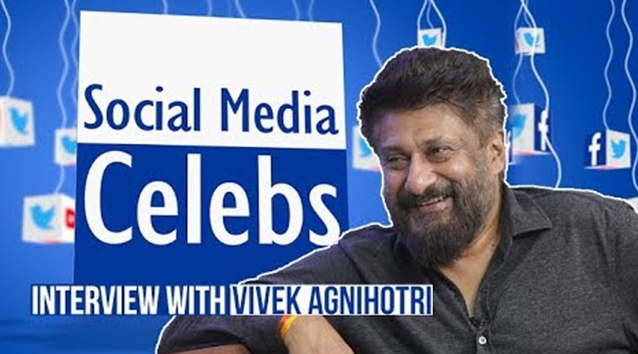 """Politics Unplugged"", on ""Social Media Celebs"", with Guest of Honor; Vivek Ranjan Agnihotri."