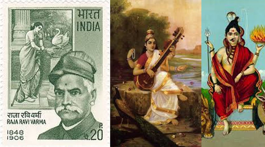 Who is Raja Ravi Varma?