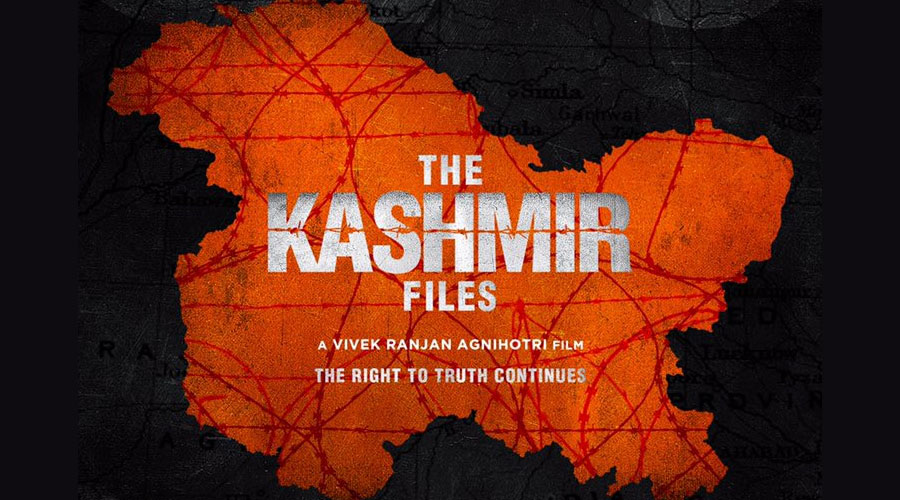 "Vivek Agnihotri's ""The Kashmir Files"" first look out now! #KashmirUnreported in August 2020"