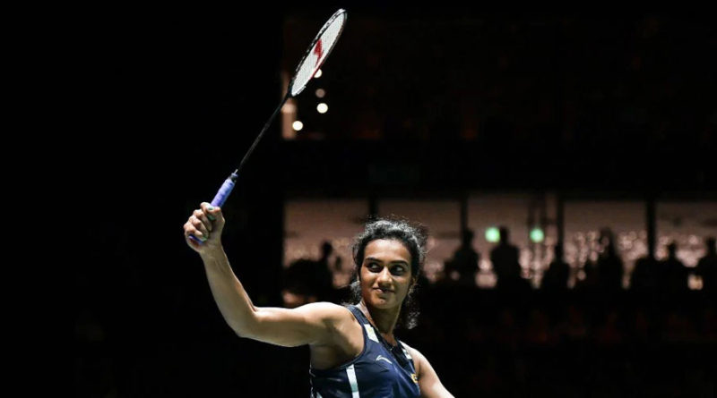 The Pride of India! P. V. Sindhu becomes the first Indian to win GOLD in the BWF Championship.