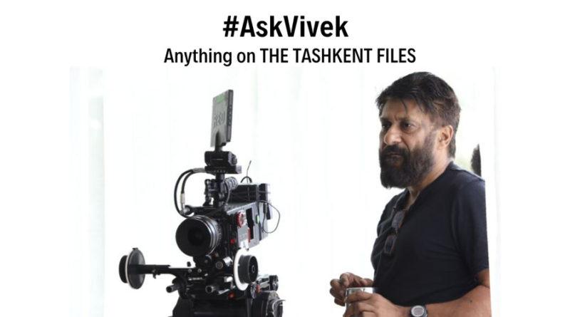 Vivek Ranjan Agnihotri to conduct an EXCLUSIVE Q&A session