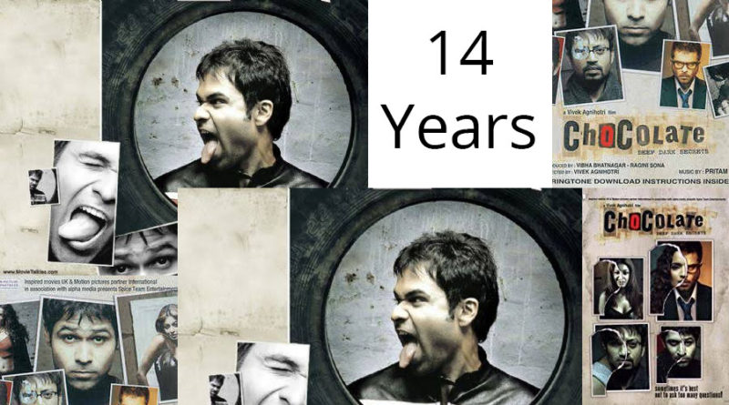 'Chocolate' - Vivek Ranjan Agnihotri celebrates 14 years