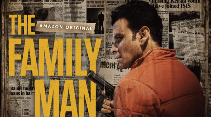 Manoj Bajpayee starrer 'The Family Man' shall soothe your rainy weekend.