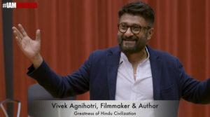 "Vivek Ranjan Agnihotri on ""The Great Hindu Civilization!"""