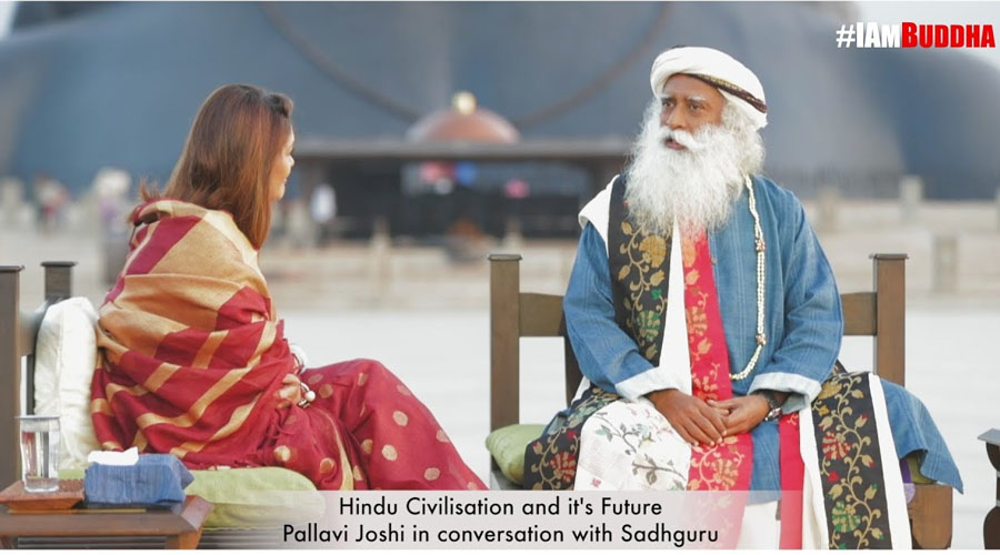 #IAmBuddhaChats | Pallavi Joshi with Sadhguru
